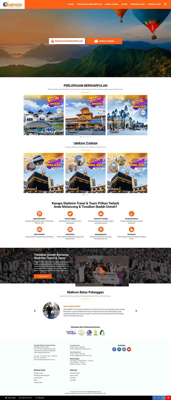 Shahmie Travel & Tours - Pakej Pelancongan Dalam & Luar Negara