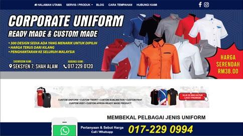 Kedai Uniform